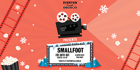 EP Outdoor Cinema: Smallfoot tickets