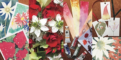 Festive Creations Watercolour Workshop tickets