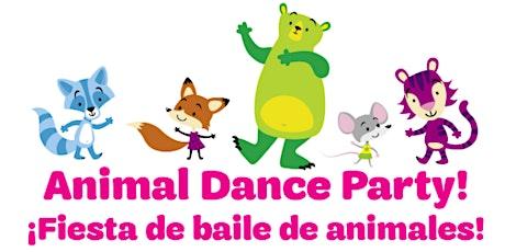 ¡Estás invitado! Fiesta Virtual de Animales organizada por Girl Scouts tickets