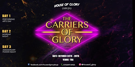 HOG: The Carriers of Glory 2020 tickets