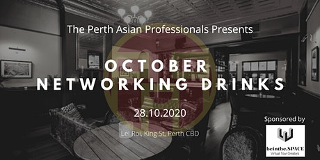 October Social Networking Drinks tickets