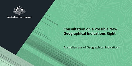 Virtual Roundtable: Australian use of GIs tickets