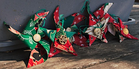 Sustainable Fabric Christmas Decor tickets