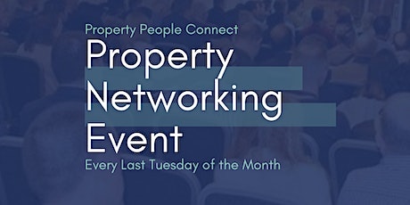 Property People Connect Virtual Event tickets