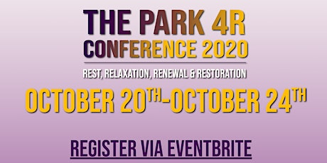 "4R Conference - ""Rest, Relaxation, Renewal & Restoration"" tickets"
