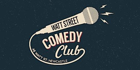 Watt Street Comedy Club tickets