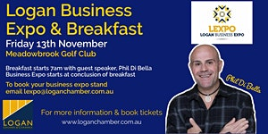 Logan Business Expo - Breakfast Tickets 2020
