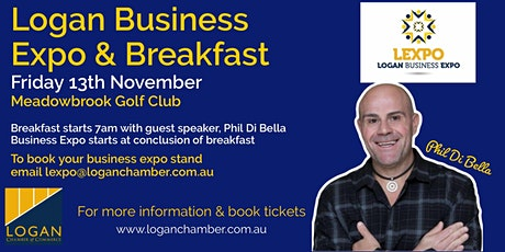 Logan Business Expo - Breakfast Tickets 2020 tickets