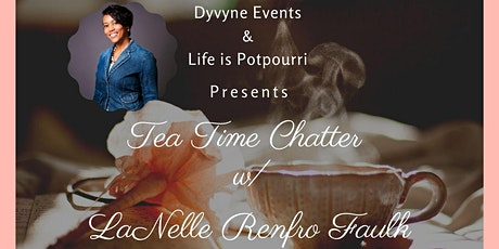Tea Time Chatter tickets