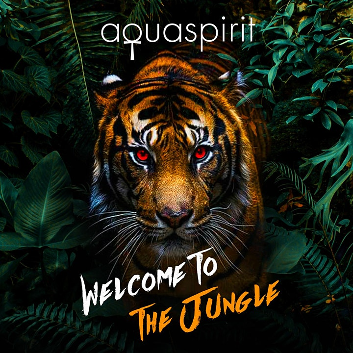 """""""Welcome to the Jungle"""" - Aqua Spirit Halloween Party 2020 image"""
