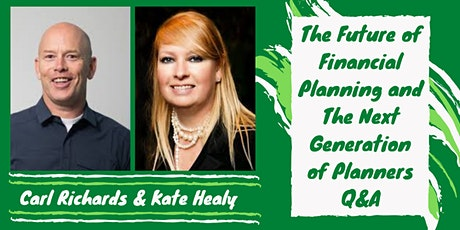 The Future of Financial Planning & The Next Generation of Planners Q&A tickets