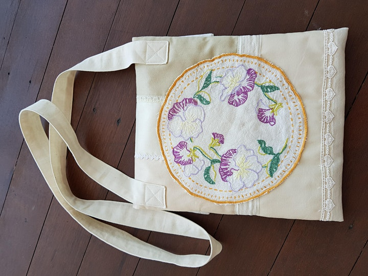 Slow Sewing - Repair, Re-use, Up-cycle image