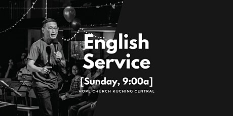 English Service [9:00a] tickets