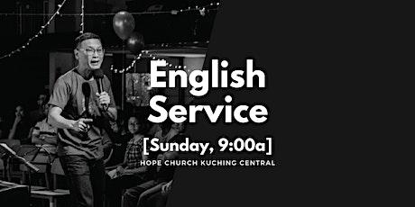 English Service [9:00a] tickets