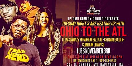 Ohio to Atlanta Comedy Tour tickets