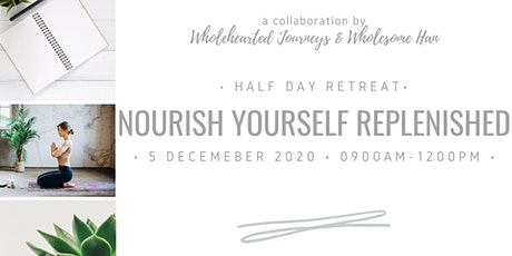 Nourish Yourself Replenished tickets