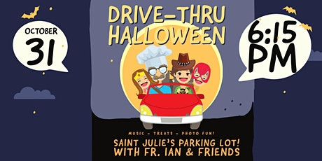 St. Julie Billiart Church Halloween Trick or Treat Drive-Thru tickets