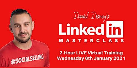 LinkedIn Masterclass LIVE tickets