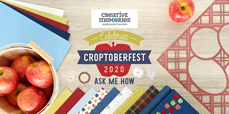 Creative Memories Croptoberfest 2020 with Scrap Happy Kath tickets