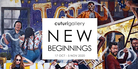 First Exhibition at Cuturi Gallery's New Home on Aliwal Street