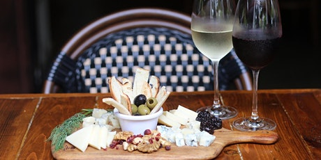 2hr Free Flow Wine and Complimentary Cheese Platter @ $29++