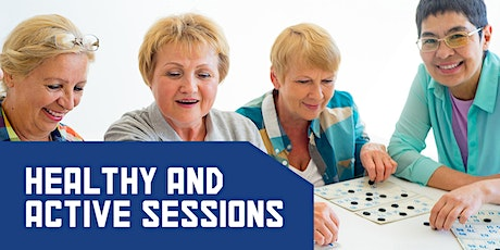Healthy and Active Sessions - Master Your Mind