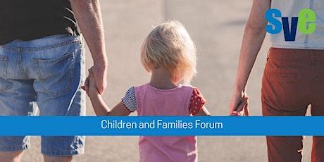Children & Families Forum tickets