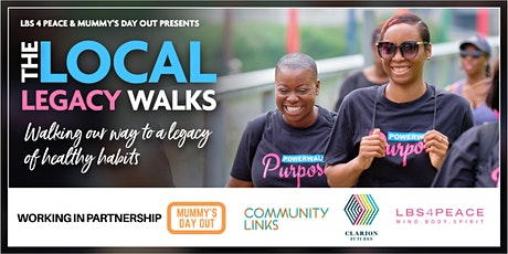 THE LOCAL LEGACY WALKS: Canning Town, E16 tickets