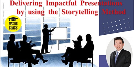 Delivering Impactful Presentations by using the Storytelling Method tickets