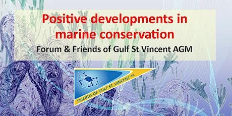 Positive developments in marine conservation tickets