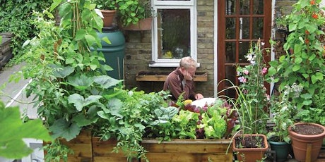 Q&A with 'The Vertical Veg Man' Mark Ridsdill Smith tickets