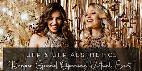 Virtual Grand Opening Event tickets