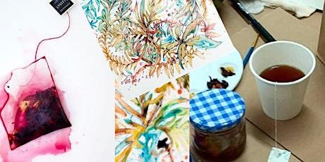 Natural Tea Art Workshop tickets