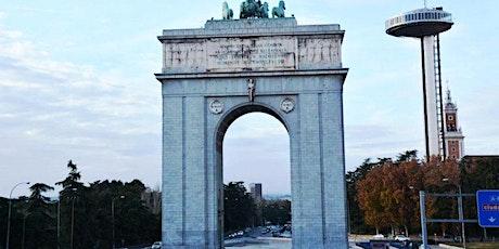 La Guerra Civil y sus consecuencias en Madrid entradas