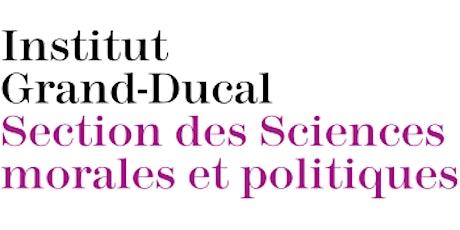 « Les stratégies d'adaptation à la petite taille du Luxembourg » Tickets