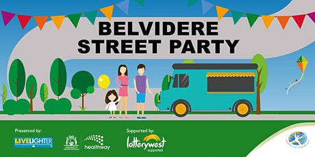 Belvidere Street Party tickets