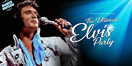 The Ultimate Elvis Party in Nieuwegein (Utrecht) 26-03-2022 tickets