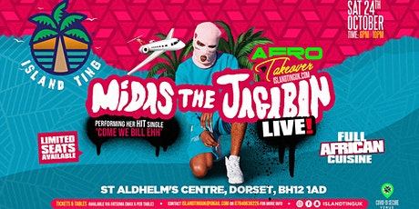 Island Ting (Afro Takeover) w/ Midas The Jagaban tickets