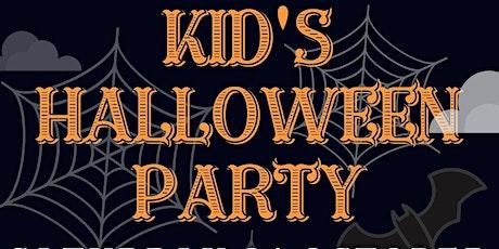 "Kid's Halloween Party - ""Nightmare on Ruahine St"""