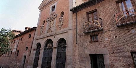 Madrid literario entradas