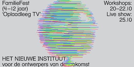 FamilieFest: Workshops Oplaadleeg TV tickets