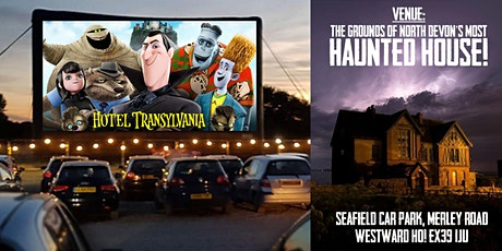 Drive-In Cinema: Hotel Transylvania - SOLD OUT! tickets