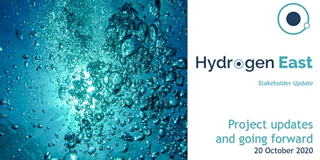 Hydrogen East: Stakeholder Update tickets