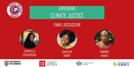 Exploring Climate Justice tickets