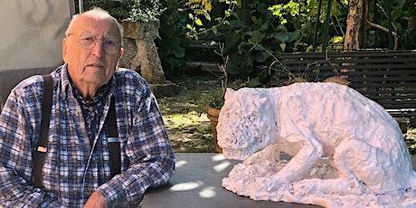 ONLINE TALK: with sculptor Jørgen Haugen Sørensen tickets