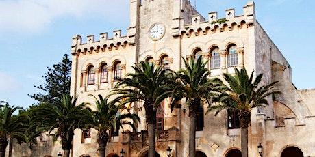 Free tour por la Ciudadela de Menorca entradas