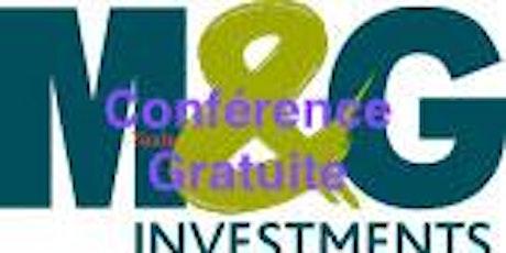 M&G Investments -2021 : l'année de la renaissance pour l'économie mondiale tickets