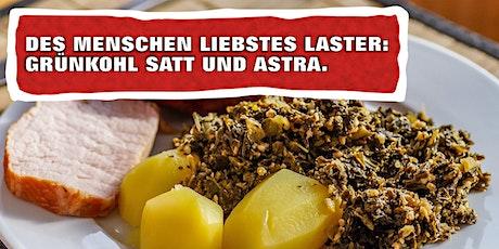 Astra Grünkohlessen Tickets
