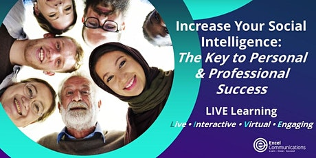 Increase Your Social Intelligence - The Key To Success tickets