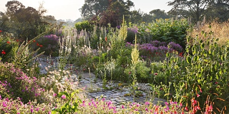 Mat Reese - Making and Keeping and English flower garden. tickets